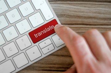 digital översättningsbyrå